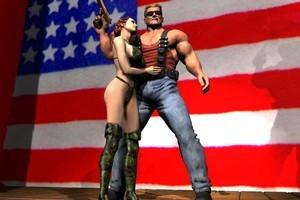 Duke Nukem Forever may finally release through developer Gearbox. Photo / Supplied