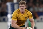 David Pocock of the Wallabies. Photo / Getty Images