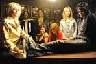 Cast of <i>The Runaways</i>. Photo / Supplied