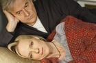 Trevor Eve and Hermione Norris play parents in a pickle. Photo / Supplied