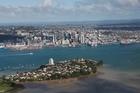 Auckland, North Shore Aerials - Stanley Point, Devonport, North Shore towards Auckland City. Photo / NZ Herald