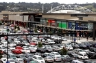 Albany Shopping Centre carpark was full with Christmas shoppers' vehicles. Photo / Herald on Sunday
