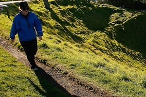 A large proportion of Mt Eden residents work in the city. Photo / NZ Herald