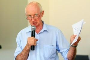 Alan McCulloch. Photo / NZ Herald