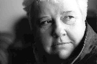 Author Val McDermid says to write a book in a year she has to 'knuckle down and go hell for leather'. Photo / Supplied