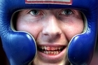 Kieran Nash took hard punches. Photo / Herald on Sunday