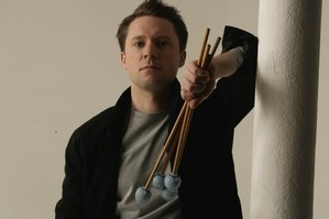 Percussionist Colin Currie. Photo / Supplied