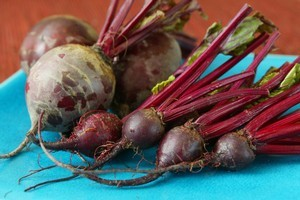 Baby beetroot. Photo / Nicola Topping