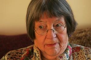 Dame Christine Cole Catley. Photo / Brett Phibbs