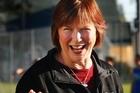 Silver Ferns coach Ruth Aitken. Photo / Sarah Ivey