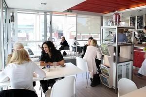 Rosehip Cafe. Photo / Natalie Slade