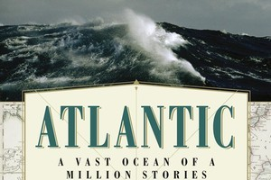 Atlantic by Simon Winchester. Photo / Supplied
