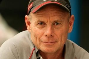 Team New Zealand boss Grant Dalton. Photo / NZ Herald