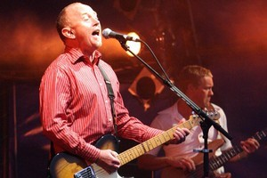 Dave Dobbyn will be one of the performers at the Hagley Park concert next month. Photo / Hawkes Bay Today