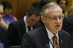 Reserve Bank Governor Alan Bollard
