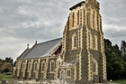 The historic St Johns church in Hororata, Canterbury. Photo / Getty Images