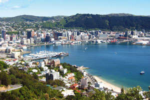 Citizens of Wellington (above) are apparently convinced they're living in the world's best-kept secret. The rest of the country loves to hate Auckland. Photo / Supplied
