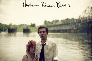Harlem River Blues  album cover. Photo / Supplied