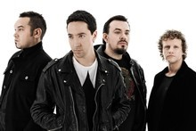 Shihad fires up again with  Ignite.  Photo / Supplied