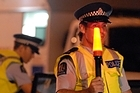 A drink-drive checkpoint. File photo / Herald on Sunday