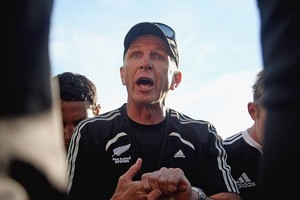 Gordon Tietjens says up to five of his players are 'really concerned' about security. Photo / Getty Images