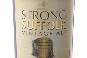 Strong Suffolk Vintage Ale, 500ml bottle: RRP $7.99. Photo / Supplied