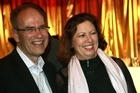 A Michelle Boag email, with a Momentum logo, branded Len Brown a political novice. Photo / Norrie Montgomery