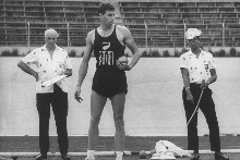 Former New Zealand decathlete Roy Williams competed in Jamaica in 1966. Photo / File