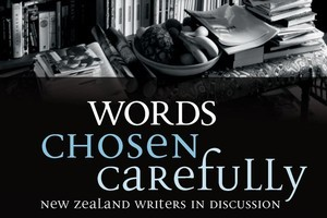 Book cover of Words Chosen Carefully. Photo / Supplied