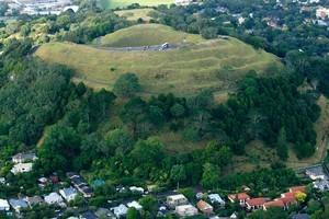 Mount Eden. Photo / Martin Sykes