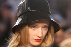 A model wears a creation by Ruby on day two of New Zealand Fashion Week 2010. Photo / Getty Images