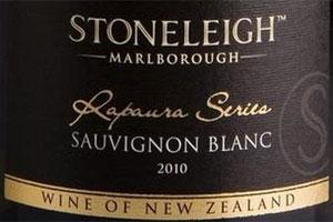 Stoneleigh Rapaura Series Sauvignon Blanc 2010 $27.95. Photo / Babiche Martens