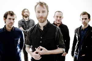 The National will play The Powerstation on January 12. Photo / Supplied