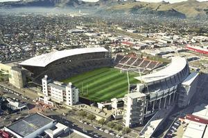 AMI Stadium. Photo supplied