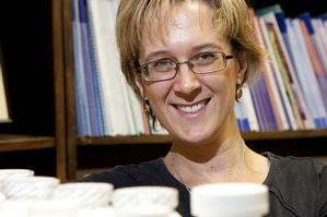 Clinical psychologist Julia Rucklidge's research found supplements helped mental health. Photo / Supplied