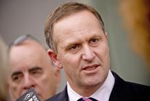 Prime Minister John Key. Photo / Dean Purcell