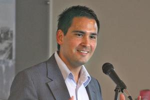 Simon Bridges.Photo / Bay of Plenty Times