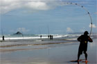 Ninety Mile Beach in the Far North may be renamed as part of a Treaty of Waitangi deal. Photo / Northern Advocate