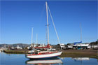 The harbour at Coromandel township. Photo / Supplied