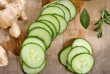 Boost your health with some cucumber. Photo / Babiche Martens