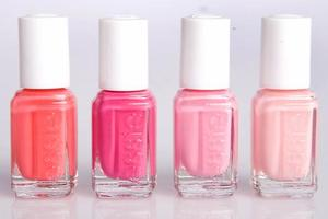Essie Summer Collection mini polishes. Photo / Babiche Martens