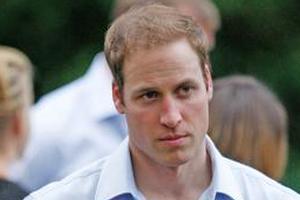 Prince William. Photo / Sarah Ivey