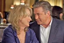 Meryl Streep and Alec Baldwin give excellent performances in It's Complicated. Photo / Supplied