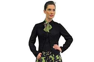 Some reviews of the new Air NZ uniforms have been less than favourable. Photo / Supplied