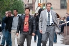 For a laugh, Will Ferrell and Mark Wahlberg star in comedy-drama <i>The Other Guys</i>. Photo / Supplied
