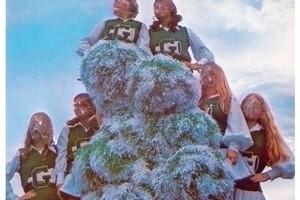 Sleigh Bells' Treats album cover. Photo / Supplied