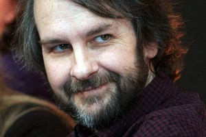 Executive producer Sir Peter Jackson. Photo / Getty Images