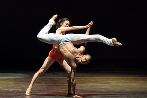 Contemporary ballet, Rise: Complexions. Photo / Supplied