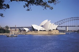 The Sydney Opera House, Sydney. Photo / Supplied