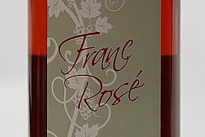 McBride-Sillig Vineyard Franc Rose 2009 $24.90. Photo / Sarah Ivey